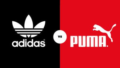 Photo de Adidas et Puma ont été fondées par deux frères