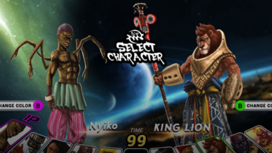 Photo de Noohkema Game Studios annonce la sortie du jeu « Afro Warriors: Battle for Power » au début de l'année 2020