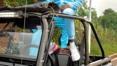 """Photo de COLLABO CAMEROUN – RWANDA : B.NIDAL et MARINA sur le titre """"TROP TARD""""."""